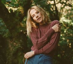 DOLLY SWEATER -- ENGLISH ROSE