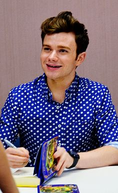 Chris Colfer - St. Louis, MO - July 11, 2015