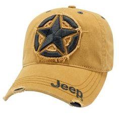 Jeep 3D Star Hat