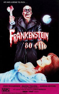 "Frankenstein '80 aka ""Frankenstein 2000"" aka ""Midnight Horror"" (1972)"