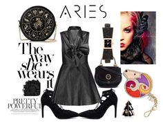 """Fashion Horoscopes - Aries"" by stylediva20 ❤ liked on Polyvore featuring Preciously, Diane Von Furstenberg, Michael Kors, Jeffrey Campbell, Kate Spade, Goen.J, Viktor & Rolf and Urban Decay"
