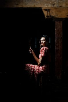 Emmy Rossum - Sentimental Journey by Sam Jones