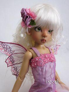 Fairy Outfit For MSD Kaye Wiggs Layla Nyssa by marieduboisstudio