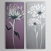 Hand Painted Oil Painting Floral Chrysanthemu... – CAD $ 69.42