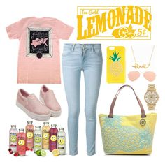 """Summer time"" by tiffcso on Polyvore"