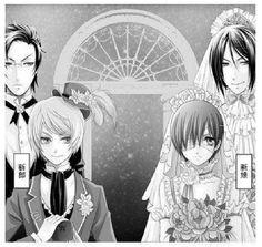 Fave! -- {anime, manga, otaku, fangirl, Black Butler 2, Kuroshitsuji 2, Claude Faustus, Alois Trancy, Ciel Phantomhive, Sebastian Michaelis}