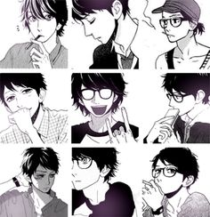 Hirunaka no Ryuusei - different faces of Lovely Sensei ♡♥