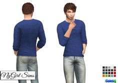 Sims 4 Custom content and clothing