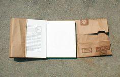 Brown bag book covers
