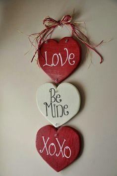 Valentine's Wall Hanging