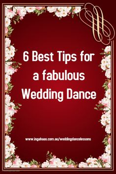 Are you getting married soon but don't know how to dance? Don't worry, these tips will help you for your wedding dance to be a winner..........#weddings #weddingdance #firstdance #gettingmarried | weddings in Perth | wedding dance in Perth | wedding tips | wedding dance advice| wedding dance packages | bridal dance lessons in Perth and Fremantle | Wedding dance lessons in Perth and Fremantle |