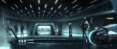 David Levy Sci-Fi Concept Artist | David Levy Gallery and Images
