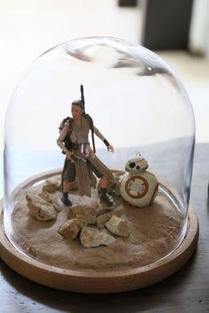 Star Wars centerpiece