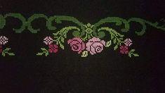 Seccade Modelleri - #Modelleri #Seccade - #seccadeler #seccade  #kabe #namaz  #seccade #modelleri #trend #muslim #muslüman Diy And Crafts, Cross Stitch, Embroidery, Crochet, Flowers, Projects, Cross Stitch Embroidery, Paths, Mesas