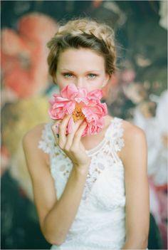 Floral bridal.