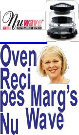 Margs NuWave Recipes | Scribd