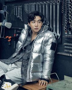 Henry Lau, Super Junior, Winter Jackets, Leather Jacket, Instagram, Kpop, Twitter, Fashion, Winter Coats