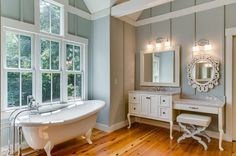 Farmhouse Bathroom Ideas For Your Next Remodel - KUKUN