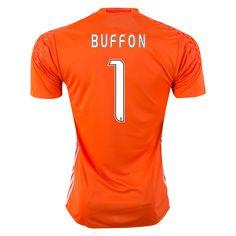 79c519140d9 Juventus 16 17 BUFFON Goalkeeper Jersey