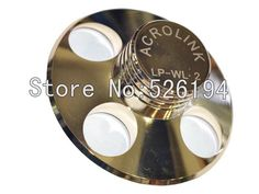 65.00$  Buy now - http://ali490.worldwells.pw/go.php?t=1919657495 - Free shipping Acrolink LP Record Disc Turntable Clamp Stabilizer Brass HI-End Grade 65.00$