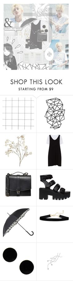 """Rain With You"" by bangtandust ❤ liked on Polyvore featuring WALL, Old Navy, CO, Pier 1 Imports, Zizzi, Haerfest, Windsor Smith, Fulton and MM6 Maison Margiela"