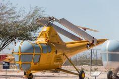 igor113 - Pima air museum ч.17: Sikorsky H-5 Dragonfly он же S-51,он же HO3S