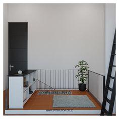 Area beribadah ini berada pada lantai dua, tepatnya berada ditengah tepat setelah tangga. Menyiapkapkan area khusus seperti ini juga… Mezzanine Loft, Home Decor, Decoration Home, Room Decor, Home Interior Design, Home Decoration, Interior Design