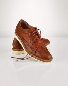 OxfordWanstead aus Leder - Loafer Schuhe - Ralph Lauren Deutschland