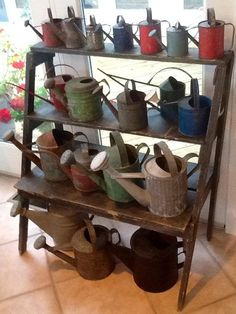 Watering Can Heaven