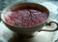 осень. чай