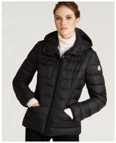 Moncler Femme Vest Noir-a - doudoune solde