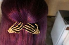 Haha. I want these for my hair.