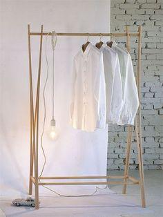 Kleiderständer Tra Ra - Kleiderstange sofort lieferbar | cairo.de