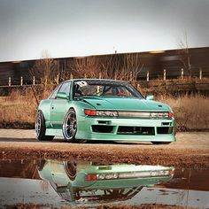 What a dream drift car. #nissan #s13 #240sx #silvia #drift #jdm #slammed #stanced #fitted #carporn #instagood #igers #igdaily #xenonsupply #xsauto #bornauto
