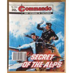 Commando Comic Picture Library #2343 War Action Adventure