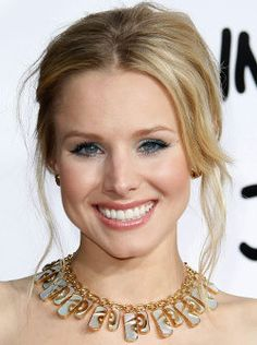 Kristen Bell - ONE OF MY ALL TIME FAVES!!!! (Veronica Mars fan!)
