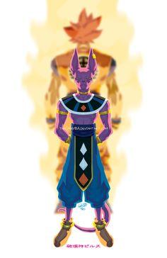 God of Destruction by theCHAMBA.deviantart.com on @deviantART