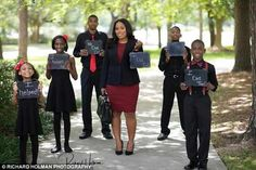 Single mom of 5 shares inspiring photo as she graduates from law school says kids posed as jury -  Ieshia Champs wanted to be a lawyer since aged 7 but she became pregnant  When pregnant with fourth child series of misfortunes led her to attempt suicide  Pastor said God wanted her to return to education and she went on to law school  Kids helped her study while cooking eldest son would help with meals and baths  By Tariq Tahir For Mailonline  Published: 11:58 EDT 13 April 2018 | Updated…