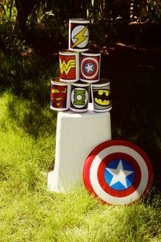 Superhero Training Camp / by Three Dot Design Studio / Round up by Busy Mom's Helper