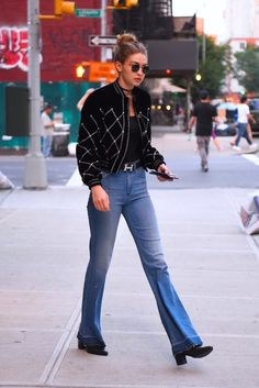 Kendall Jenner and Gigi Hadid's Matching Outfits June 2016 | POPSUGAR Fashion