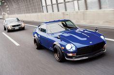 Nissan Fairlady Z, Nissan Skyline