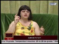 """Niculina Gheorghiță invitată la """"Oameni de Poveste"""" - """"Cum să fii tu!?"""", 07.07.2016 - YouTube"""