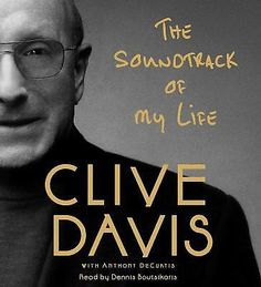 BOOK ON CD : The Soundtrack of My Life by Clive Davis 2013 Unabridged 20 CDs