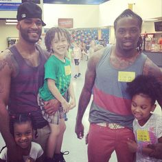 These Black Gay Dads And Their Three Kids Have The Cutest Instagram Ever
