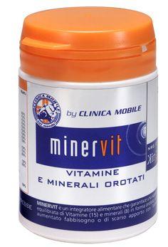 Minervit Vitamine e minerali  Kiron