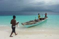 Pemana Islands Offshore Maumere in East of Flores Indonesia