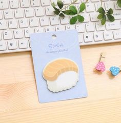 Write down your reminders on these fun Kawaii breakfast sticky notes! Kawaii cartoon design Self-adhesive memo pads Japanese Stationery, Kawaii Stationery, Memo Notepad, Sushi Design, Cartoon Design, Best Breakfast, Sticky Notes, School Supplies, Doodles