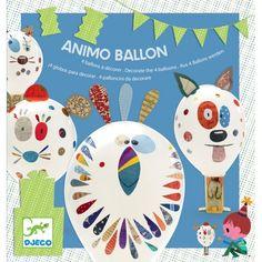 Animo ballon pour l'anniversaire de votre enfant - Annikids