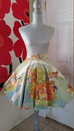 Custom Made to Order Disney Bambi Full by AkabiSelectboutique