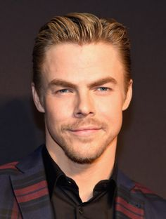 I got Derek Hough!